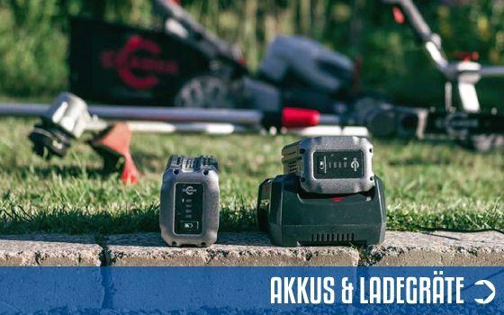 Ladegeräte und Akkus   Motorgeräte Halberstadt