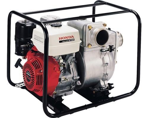 Honda Schmutzwasserpumpe WT 40 mit Rahmen - 156023