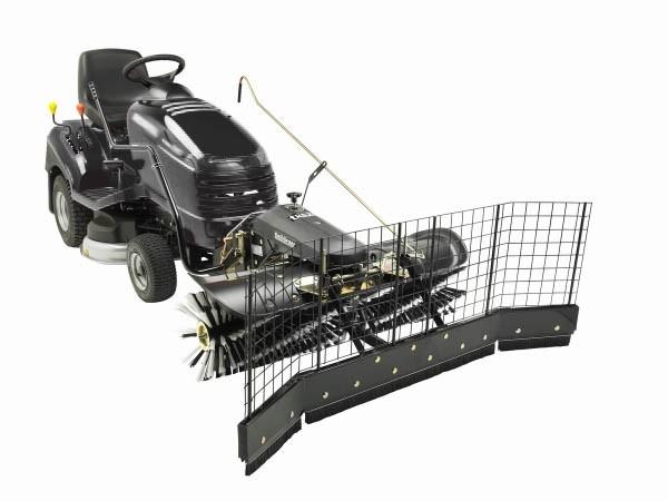 BLACK EDITION Tielbürger Laubsammler für TK 520