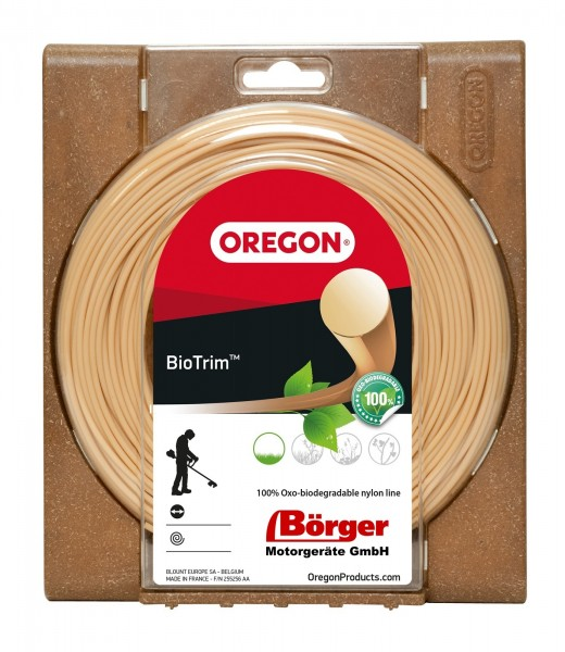 Oregon Trimmerfaden BioTrim™ 2,0 mm