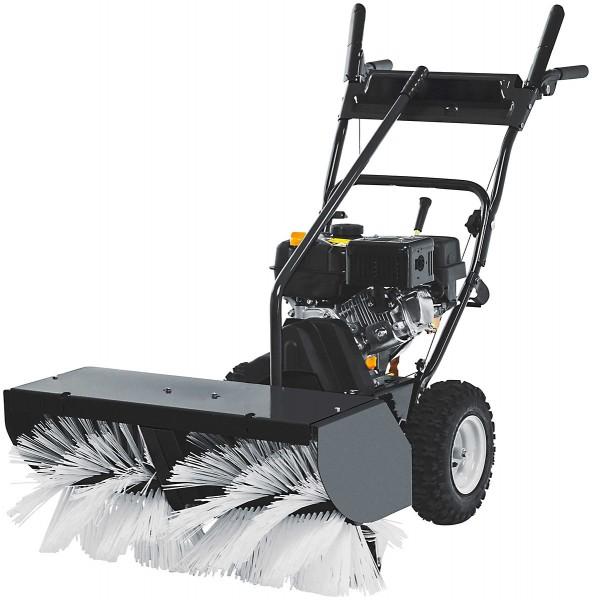BLACK EDITION Kehrmaschine BL K70/65 - Set mit Schneeschild