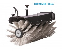 Bertolini Kehrmaschine 80cm freikehrend 401 S - 66300
