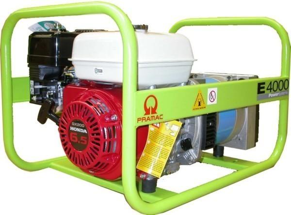 Stromerzeuger Pramac E4000 SHI - 230 V - PA292SHI