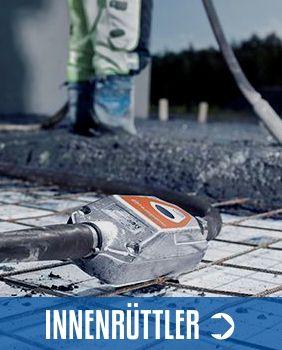 Innenrüttler | Motorgeräte Halberstadt