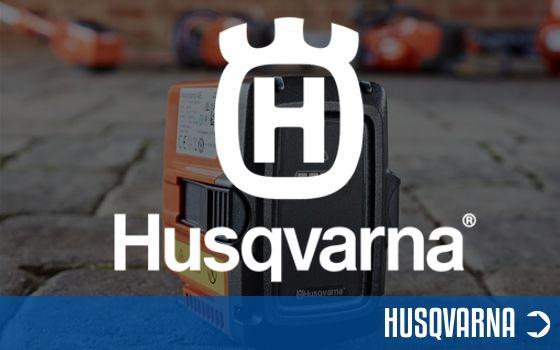 Husqvarna Akku-Technik