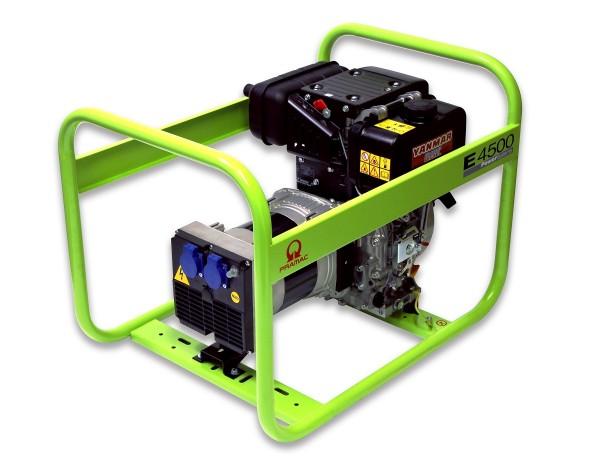 Diesel Stromerzeuger Pramac E4500 SYH - 230 Volt - PA322SYH