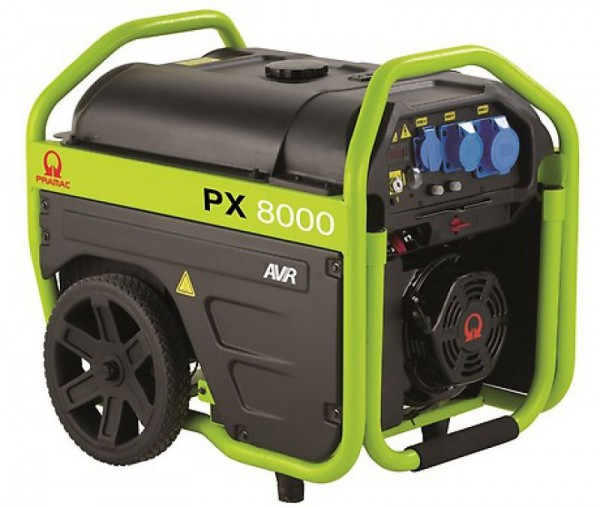 Pramac Stromerzeuger PX 8000 SHI - AVR 230V