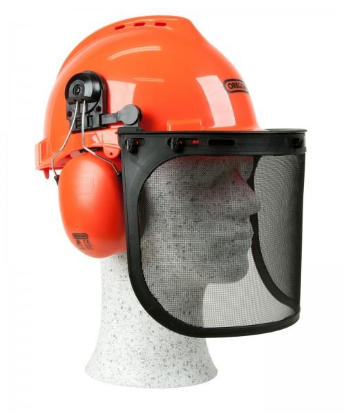 Oregon Yukon® Schutzhelmkombination mit Gehör- und Gesichtsschutz - 562412