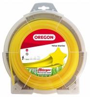 Oregon Freischneidefaden Gelb Starline 1,7 mm x 15 m - 69-440-Y