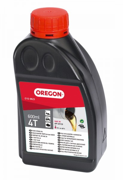 Oregon 4-Takt Motoröl SAE 30 600 ml - O10-9623