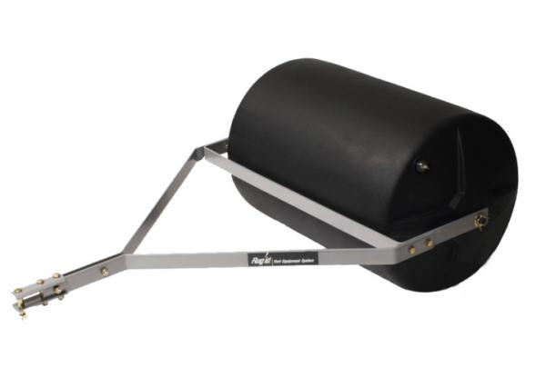 Black Edition Bodenwalze, Rasenwalze 60x45cm