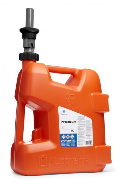 Husqvarna Kraftstoffkanister 15 Liter Orange - 5807545-01