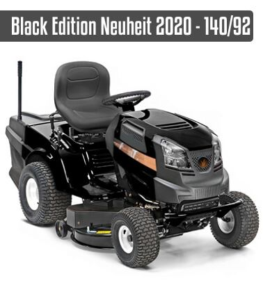 BLACK EDITION Neuheit 140/92
