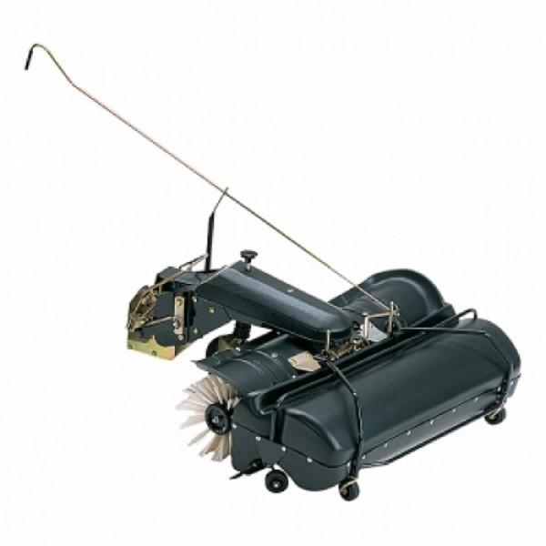 Tielbürger Kehrmaschine TK 520 mit Sammelbehälter