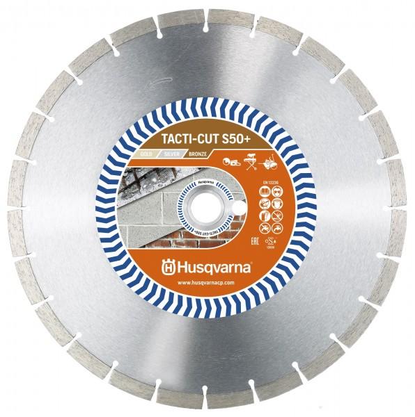 Husqvarna Diamantscheibe TACTI-CUT S50 PLUS Ø 300 mm - 579 81 56-10