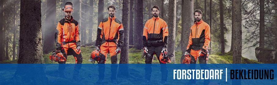 BEKLEIDUNG UND SCHUTZ | MOTORGERÄTE HALBERSTADT