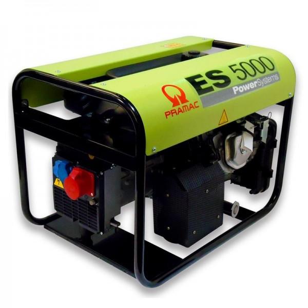 Stromerzeuger Pramac ES5000 THI - 400 Volt - PE532THI