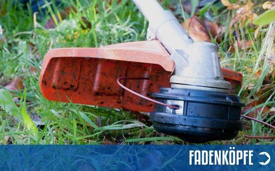 Trimmen und Freischneiden - Fadenköpfe | Motorgeräte Halberstadt