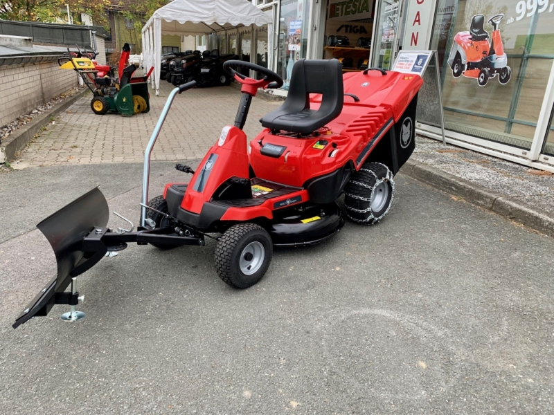 Wolf Garten Expert Scooter Pro Mit Schneeschild Borger Motorgerate Gmbh