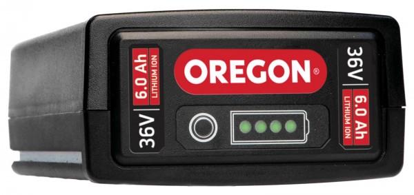 Oregon Lithium Ionen Akku B650E 6,0Ah / 216Wh - 583689
