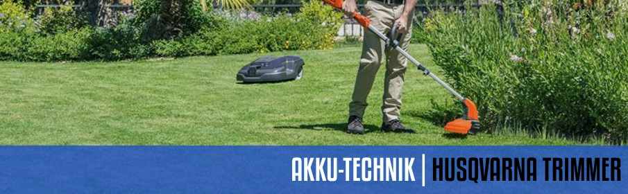 Husqvarna Akku-Trimmer