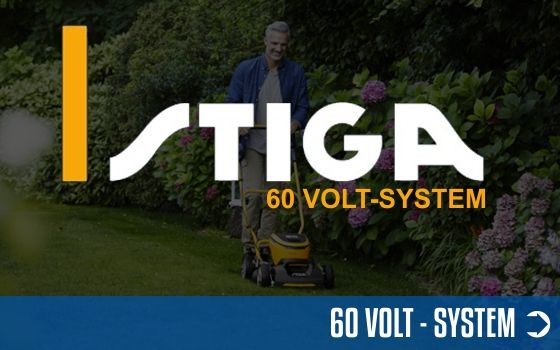 60 Volt Akku-System | Motorgeräte Halberstadt