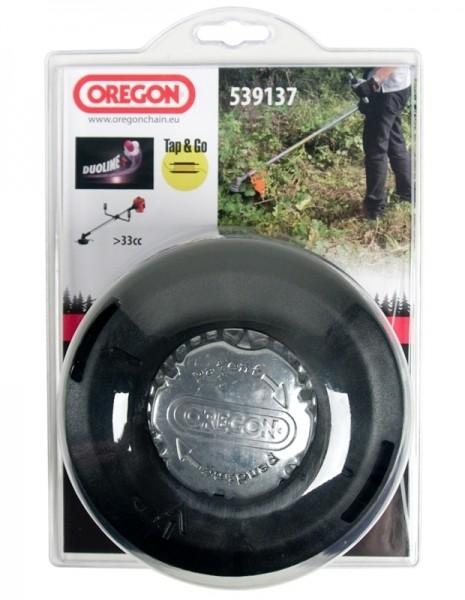 Oregon bolzenloser Universalfadenkopf Ø 130 mm - 539137