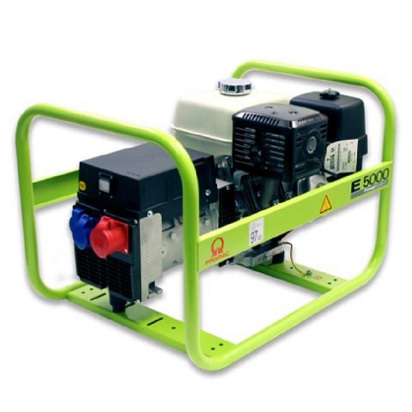 Stromerzeuger Pramac E5000 THI - 400V - PA542THI