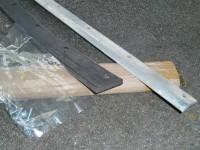 MTD Gummileiste für Anbau-Schneeschild 100 cm - 396-005-678