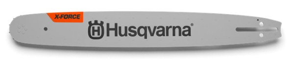 """Husqvarna Führungsschiene X-Force .325"""", 13"""", 33cm, 1,3mm - 582 07 53-56"""