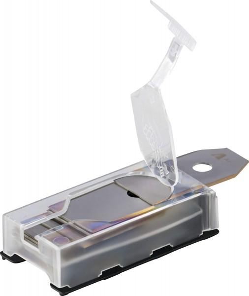 TiN-Cut Ersatzklingen passend für G-Force Mähroboter, 9 Stück