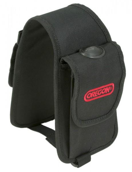 Oregon Satteltasche, Werkzeugtasche für Doppelkanister Profi 6+3 Liter - 542035