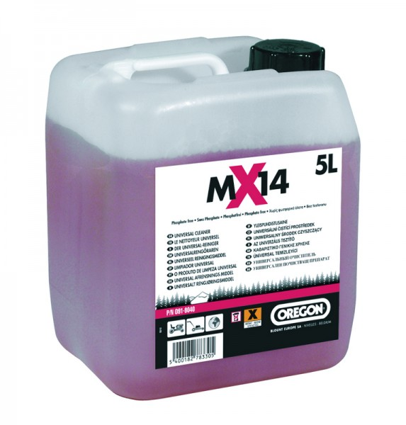Oregon MX14 Motorsägenreiniger 5 Liter - O91-9040