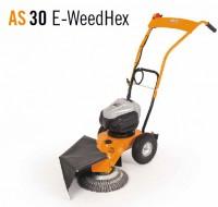 AS 30 E-WeedHex Wildkrautentferner inkl. Akku und Ladegerät