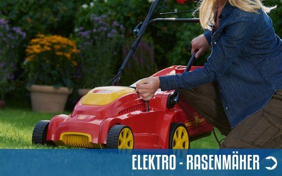 Elektro Rasenmäher | Börger Motorgeräte