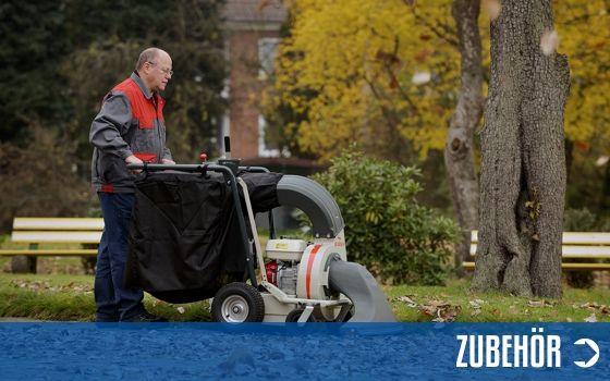 Fahrbare Laubsauger  Zubehör | Motorgeräte Halberstadt