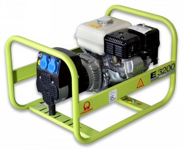 Stromerzeuger Pramac E3200 SHI - 230 Volt - PA252SHI