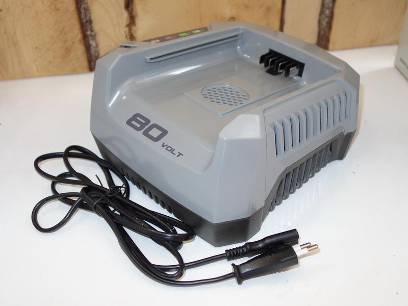 STIGA Ladegerät  SFC 80 AE für 80V System Schnellladegerät 270012088//S16