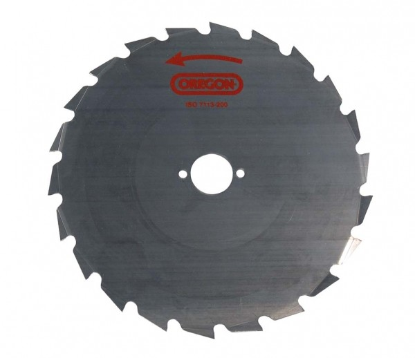 Oregon Maxi 24 Zähne Rodungssägeblatt, 225mm, Ø 25,4mm, 1,8 mm - 110973