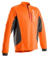 Husqvarna Langarmshirt Technical Orange