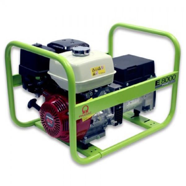 Stromerzeuger Pramac E8000 SHI - 230 Volt - PA652SHI