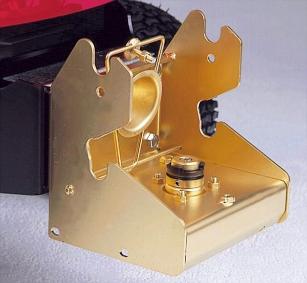 BLACK EDITION Tielbürger Schnellwechselsystem mit Antrieb