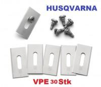 Husqvarna Automower Ersatzmesser Endurance - 30er Pack
