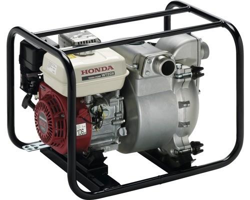 Honda Schmutzwasserpumpe WT 20 mit Rahmen - 453073