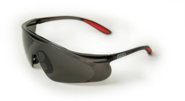 Oregon Schutzbrille Schwarz, Rahmen Schwarz/Rot - Q525251