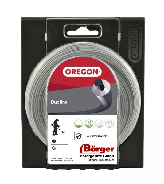 Oregon Freischneidefaden Duoline 2,4 mm