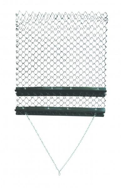 Black Edition Planiermatte, Ziehegge aus galvanisiertem Stahl