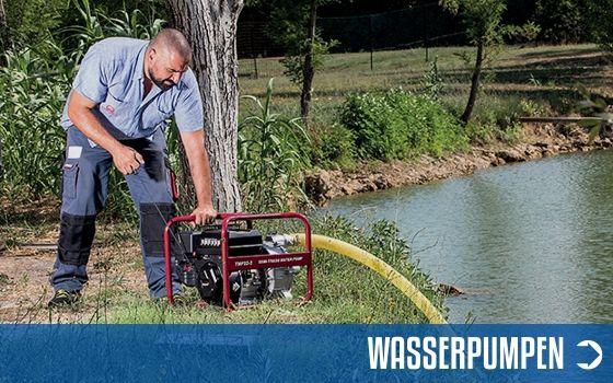 Wasserpumpen | Motorgeräte Halberstadt