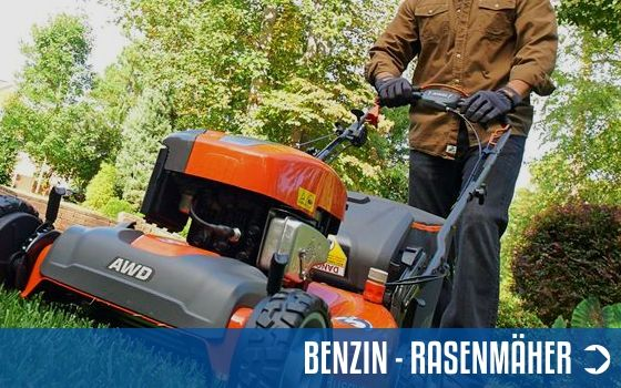 Benzin Rasenmäher | Börger Motorgeräte