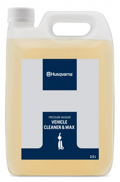 Husqvarna KFZ Reiniger/Wachs 2,5 Liter - 5906613-01